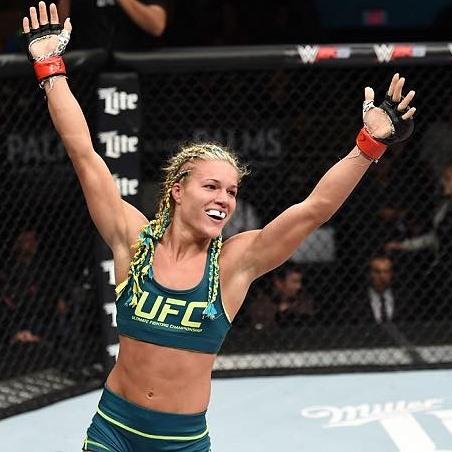 Baiana Virna Jandiroba já tem desafio marcado no UFC